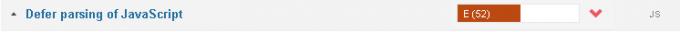 Skor yang direkomendasikan pada GTMetrix sekitar 71%. Di bawah ini adalah contoh hasil analisa pada website WordPress.