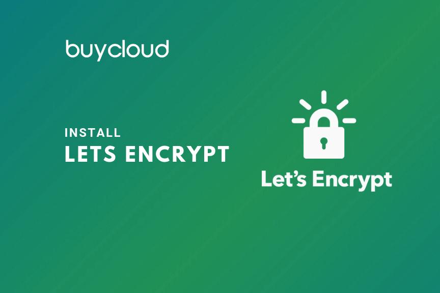 Install Let's Encrypt di CentOS 7
