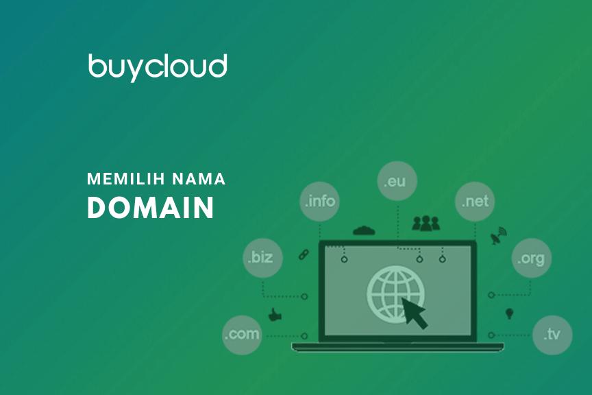 Memilih Nama Domain