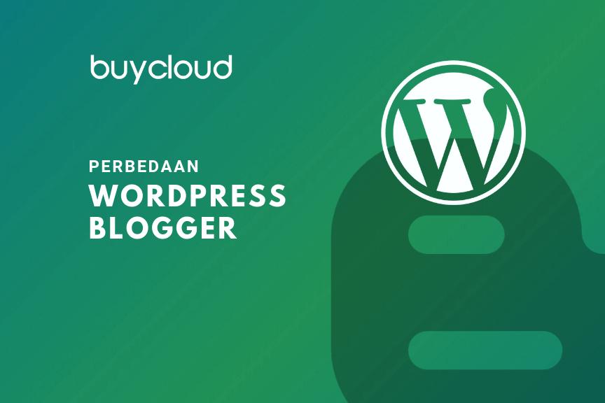 WordPress dan Blogger