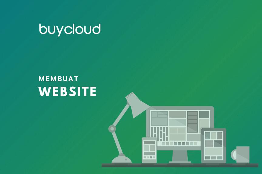 membangun website