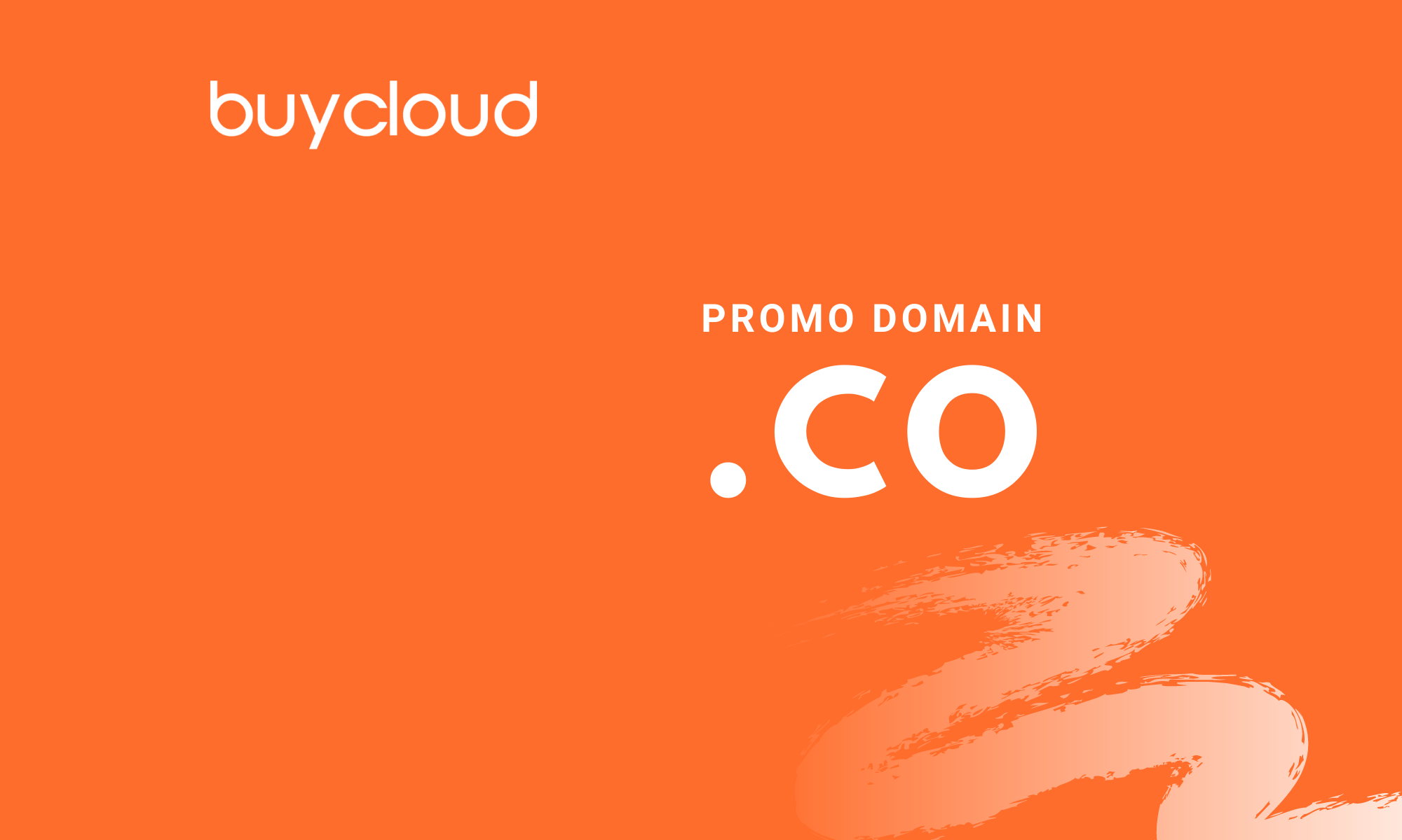 Promo Domain .CO September 2020 Rp 205.000